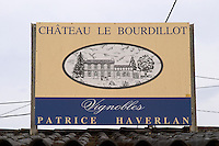 chateau le bourdillot graves bordeaux france