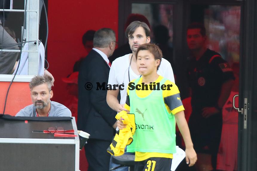 Matsuru Mauoka (BVB) - 1. FSV Mainz 05 vs. Borussia Dortmund, Coface Arena