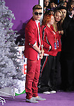 LOS ANGELES, CA - December 18: Justin Bieber arrives at Justin Bieber`s Believe World Premiere held at The Premiere House at Regal Cinemas L.A. Live in Los Angeles, California on December 18,2013                                                                               © 2013 Hollywood Press Agency