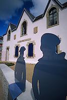 """Europe/France/Bretagne/29/Finistère/Le Guilvinec: Le musée """"l'Abri du marin"""""""