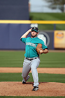 Casey Coleman - Seattle Mariners 2016 spring training (Bill Mitchell)
