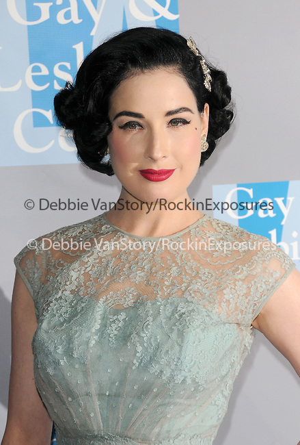Dita Von Teese at 'AN EVENING WITH WOMEN: Celebrating Art, Music & Equality' held at The Beverly Hilton Hotel in Beverly Hills, California on April 24,2009                                                                     Copyright 2009 Debbie VanStory / RockinExposures