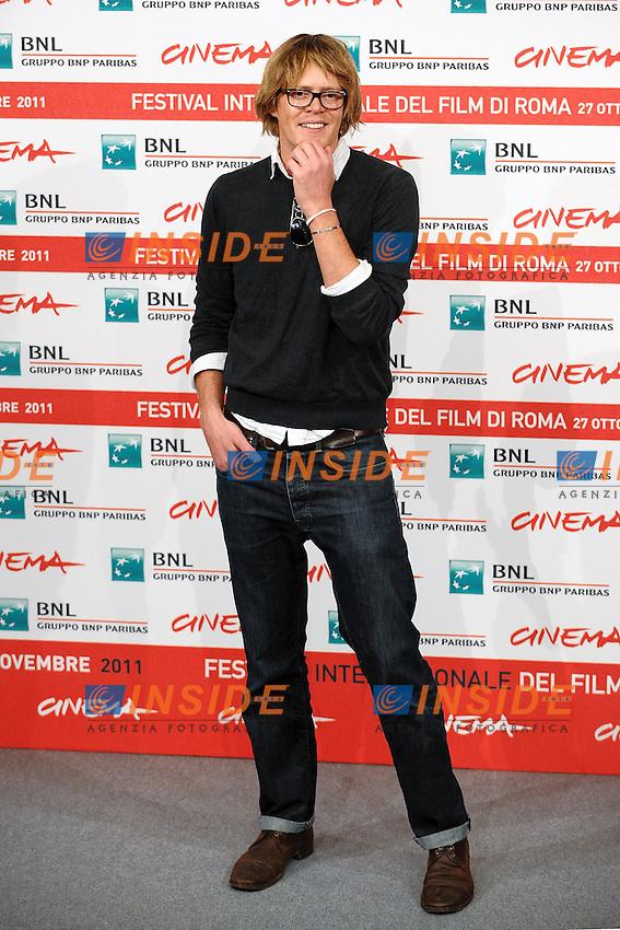 """Chris MARSHALL.""""A few best men"""".Roma 28/10/2011 Auditorium.Festival Internazionale del Film di Roma.Foto Andrea Staccioli Insidefoto"""