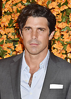 PACIFIC PALISADES, CA - OCTOBER 06: Nacho Figueras arrives at the 9th Annual Veuve Clicquot Polo Classic Los Angeles at Will Rogers State Historic Park on October 6, 2018 in Pacific Palisades, California.<br /> CAP/ROT/TM<br /> &copy;TM/ROT/Capital Pictures