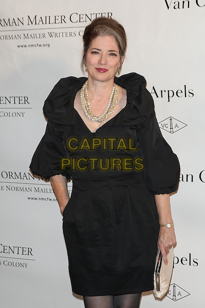 NEW YORK, NY - OCTOBER 27: Suzanne Savoy attends the Norman Mailer Center 6th Annual Benefit Gala at The New York Public Library on October 27, 2014 in New York City.  <br /> CAP/MPI/MPI99<br /> &copy;MPI99/MPI/Capital Pictures