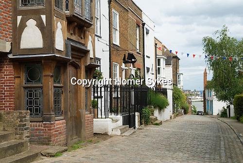 Upnor a Medway village in Kent UK.