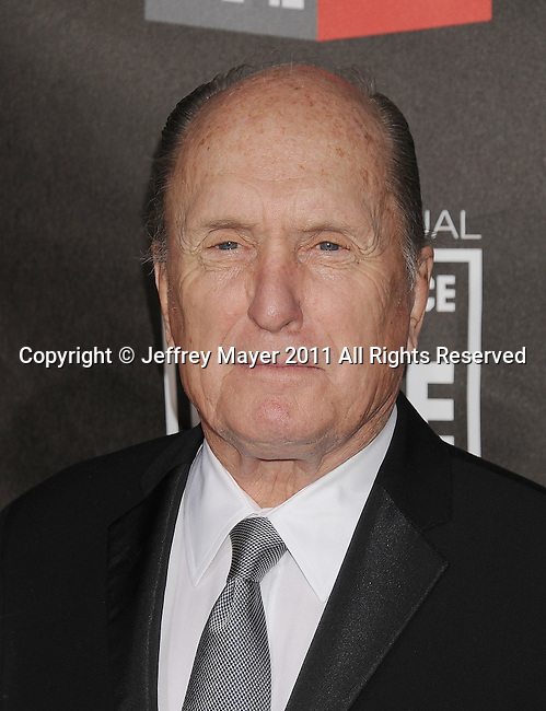 HOLLYWOOD, CA - January 14: Robert Duvall arrives at the 16th Annual Critics' Choice Movie Awards at the Hollywood Palladium on January 14, 2011 in Hollywood, California.