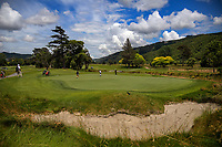 A general view of the 7th green. 2018 Annika Australiasia Invitational Junior-Am at Royal Wellington Golf Club in Upper Hutt, Wellington, New Zealand on Friday, 14 December 2018. Photo: Dave Lintott / lintottphoto.co.nz
