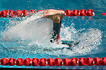 David Davies in the mens 1500 M  freestyle at the 2006 Melbourne Commonwealth games.