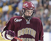 Brett Motherwell - The Boston College Eagles defeated the University of Maine Black Bears 4-1 in the Hockey East Semi-Final at the TD Banknorth Garden on Friday, March 17, 2006.