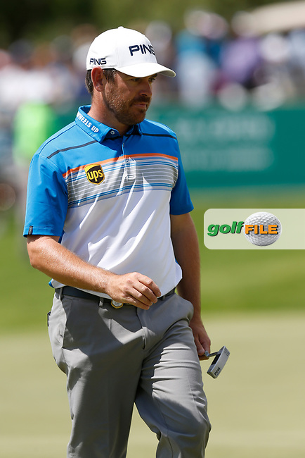 Louis Oosthuizen (RSA) on the 18th green during the final round of the SA Open, Randpark Golf Club, Johannesburg, Gauteng, South Africa. 8/12/18<br /> Picture: Golffile | Tyrone Winfield<br /> <br /> <br /> All photo usage must carry mandatory copyright credit (© Golffile | Tyrone Winfield)