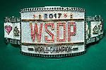 2017 WSOP Main Event Bracelet
