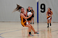 Netball – CSW RSSL Finals at ASB Sports Centre, Wellington, New Zealand on Monday 27 August 2018.<br /> Photo by Masanori Udagawa. <br /> www.photowellington.photoshelter.com