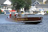 2013 Wolfeboro Vintage Raceboat Regatta