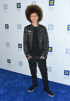 10 March 2018 - Los Angeles, California - DJ Young One. The Human Rights Campaign 2018 Los Angeles Dinner held at JW Marriott LA Live.  <br /> CAP/ADM/BT<br /> &copy;BT/ADM/Capital Pictures
