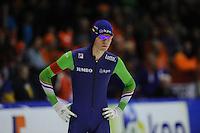 SCHAATSEN: HEERENVEEN: 14-12-2014, IJsstadion Thialf, ISU World Cup Speedskating, Gerben Jorritsma (NED), ©foto Martin de Jong