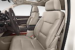 Front seat view of a 2015 Chevrolet Suburban 4WD 1500 LTZ 5 Door Suv Front Seat car photos