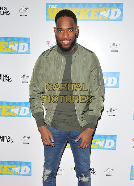 guest at the &quot;The Weekend&quot; UK film premiere, Vue West End cinema, Leicester Square, London, England, UK, on Monday 28 November 2016. <br /> CAP/CAN<br /> &copy;CAN/Capital Pictures