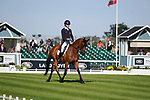 Stamford, Lincolnshire, United Kingdom, 5th September 2019, Ludwig Svennerstal (SWE) & Stinger during the Dressage Phase on Day 1 of the 2019 Land Rover Burghley Horse Trials, Credit: Jonathan Clarke/JPC Images