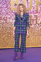 LONDON, UK. October 23, 2018: Becca Dudley at the world premiere of &quot;Bohemian Rhapsody&quot; at Wembley Arena, London.<br /> Picture: Steve Vas/Featureflash