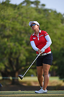 Sei Young Kim (KOR) watches her tee shot on 2 during round 1 of the 2019 US Women's Open, Charleston Country Club, Charleston, South Carolina,  USA. 5/30/2019.<br /> Picture: Golffile | Ken Murray<br /> <br /> All photo usage must carry mandatory copyright credit (© Golffile | Ken Murray)