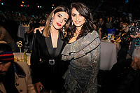 MADRID, SPAIN - NOVEMBER 10: Dulceida and Penelope Cruz attend the 40 Music Awards press room at WiZink Center on November 10, 2017 in Madrid, Spain.  ***NO SPAIN***<br /> CAP/MPI/RJO<br /> &copy;RJO/MPI/Capital Pictures