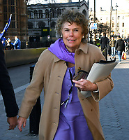 Kate Hoey<br /> Female Labour MPs and members of the Labour Party at a photocall launching a year long campaign to celebrate the centenary of women's suffrage, at House of Commons, London on February 06, 2018.<br /> CAP/JOR<br /> &copy;JOR/Capital Pictures