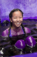 UofT frosh engineers dyed purple