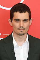 VENICE, ITALY - AUGUST 29: Damien Chazelle attends the photocall for First Man during the 75th Venice Film Festival at Sala Grande on August 29, 2018 in Venice, Italy.<br /> CAP/BEL<br /> &copy;BEL/Capital Pictures