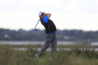 Gary Collins (Rosslare) during the 2nd round of the East of Ireland championship, Co Louth Golf Club, Baltray, Co Louth, Ireland. 03/06/2017<br /> Picture: Golffile | Fran Caffrey<br /> <br /> <br /> All photo usage must carry mandatory copyright credit (&copy; Golffile | Fran Caffrey)