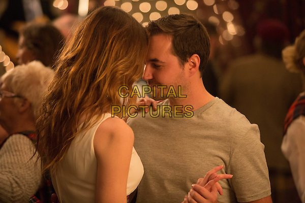 Talulah Riley, Martin Compston<br /> in Scottish Mussel (2015) <br /> *Filmstill - Editorial Use Only*<br /> CAP/NFS<br /> Image supplied by Capital Pictures