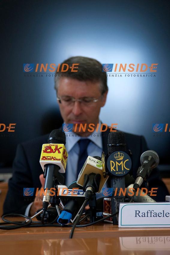 Raffaele Cantone <br /> Roma 30-07-2014  Conferenza stampa presidente dell' Autorit&agrave; nazionale anticorruzione (Anac) che presenta la sua squadra.<br /> Photo Samantha Zucchi Insidefoto