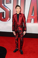"Asher Angel<br /> at the ""Shazam!"" Premiere, TCL Chinese Theater, Hollywood, CA 03-28-19<br /> David Edwards/DailyCeleb.com 818-249-4998"