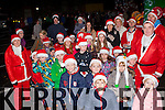 Pupils from Lissivigeen NS at the Christmas in Killarney parade on Friday night