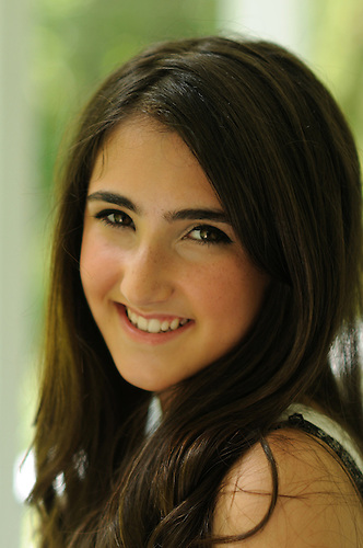 Sydney Doroff..Informal portraits of a Rye Bat Mitzvah gal for use in her invitations and possible banners at her event..