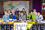 Volunteers who helped collect for Daffodil Day in Listowel were delighted with the huge support they received.
