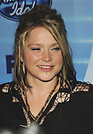 Crystal Bowersox at the 2010 American Idol Finale at Nokia Theatre in Los Angeles, May 26th 2010...Photo by Chris Walter/Photofeatures