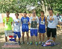 Russellville Boys, 2nd place Varsity Boys 1A-2A