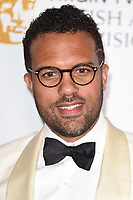 O-T Fagbenle<br /> in the winners room for the BAFTA TV Awards 2018 at the Royal Festival Hall, London<br /> <br /> ©Ash Knotek  D3401  13/05/2018