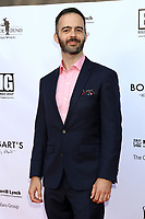 LOS ANGELES - SEP 27:  Alex Williamson at the 2019 Catalina Film Festival - Friday at the Catalina Bay on September 27, 2019 in Avalon, CA