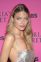 NEW YORK, NY - NOVEMBER 28: Martha Hunt at the 2017 Victoria's Secret Fashion Show Viewing Party at Spring Studios in New York November 28, 2017. Credit: John Palmer/MediaPunch /NortePhoto.com NORTEPOTOMEXICO