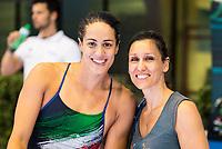 Erika Ferraioli ITA Italy<br /> Cristina Chiuso SKY<br /> day 02  09-08-2017<br /> Energy For Swim<br /> Rome  08 -09  August 2017<br /> Stadio del Nuoto - Foro Italico<br /> Photo