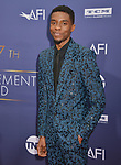 Chadwick Boseman 067 attends the American Film Institute's 47th Life Achievement Award Gala Tribute To Denzel Washington at Dolby Theatre on June 6, 2019 in Hollywood, California