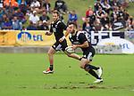 Jamison Gibson-Park. Maori All Blacks vs. Fiji. Suva. MAB's won 27-26. July 11, 2015. Photo: Marc Weakley