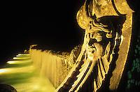 Bassorilievo lungo la Linea d'Acqua - Palazzo Reale Caserta