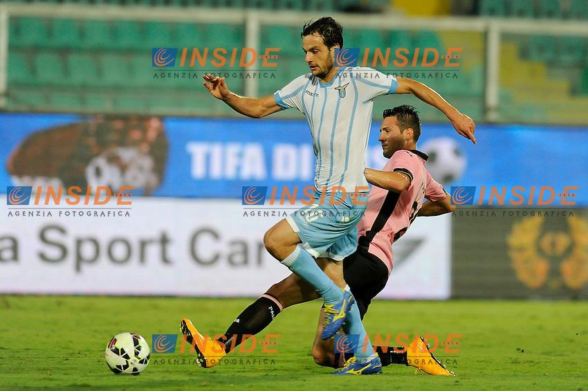 Palermo 29-09-2014 Stadio La Favorita, Football Calcio Serie A Palermo - Lazio. Foto Insidefoto