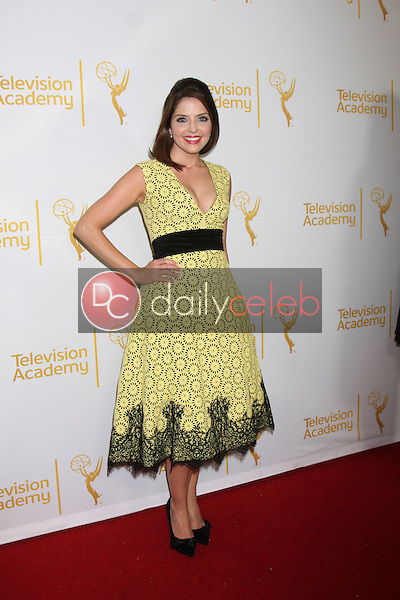 LOS ANGELES - JUN 19:  Jen Lilley at the ATAS Daytime Emmy Nominees Reception at the London Hotel on June 19, 2014 in West Hollywood, CA