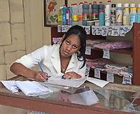 Shopkeeper, Centro Habana