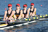 Race: 76  Event: WJ15 4x+  C Final<br /> <br /> Junior Sculling Regatta 2018<br /> <br /> To purchase this photo, or to see pricing information for Prints and Downloads, click the blue 'Add to Cart' button at the top-right of the page.