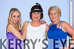 Helen McKenna, Susan Joy-Sheehan and Carina O'Shea enjoying the Laune Rangers Strictly Come Dancing in the CYMS on Saturday night